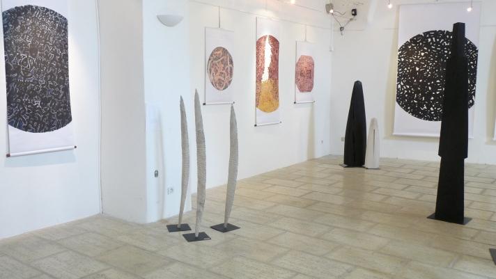Exposition Crest Christine Dabadie Frabreguettes